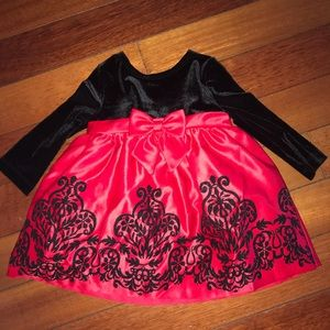 Rare Editions Baby Girl Dress